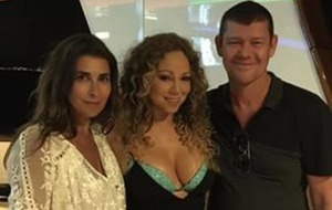 Sleb Safari: Mariah Carey has met her Dreamlover