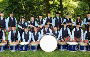 Lurgan Park puts itself in mix for future national piping gig