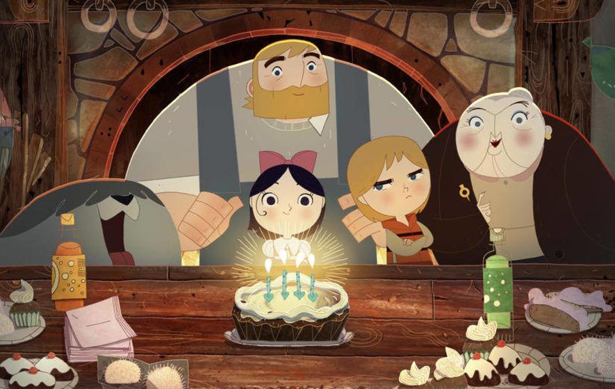 Angelina Jolie to co-produce Irish animated film