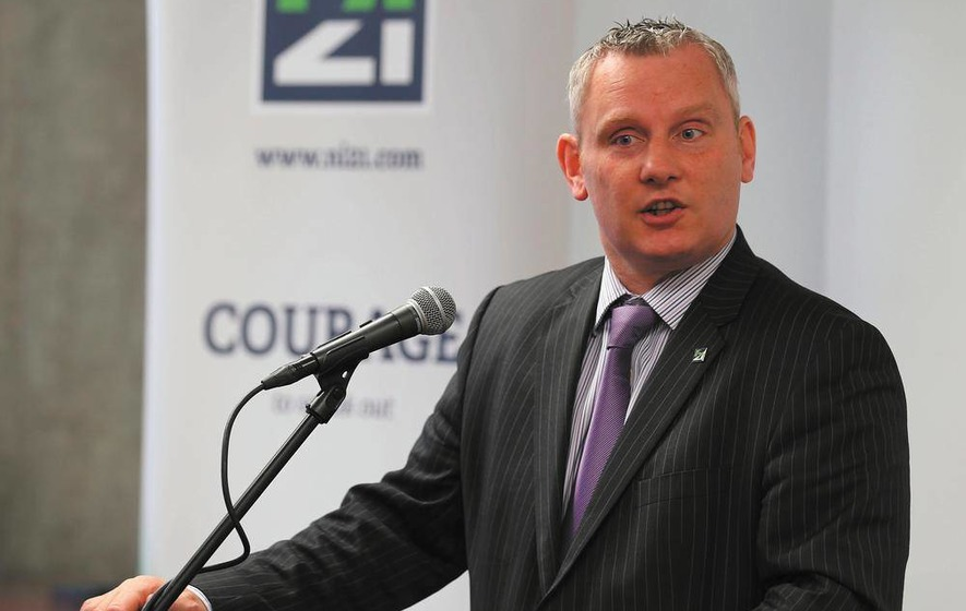 McCallister denies wrongdoing as McCrea welcomes probe