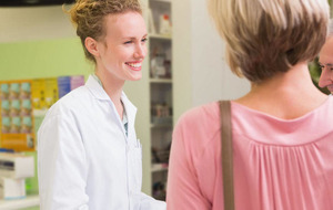 Pharmacists are here to help on numerous health issues