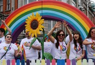 Pride Parade draws thousands to Dublin streets