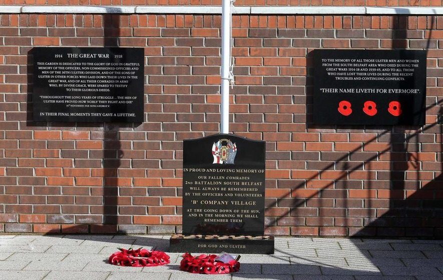 Housing body faces no action over second loyalist memorial