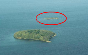 Island in Lough Neagh goes up for sale