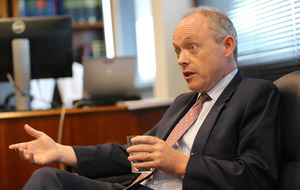 Barra McGrory defends his independence