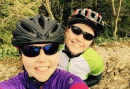 Cyclist sisters injured in double hit-and-run