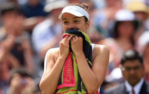 Williams isn't feeling the heat as Wimbledon gets underway