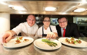 Training schemes launches for graduates and apprentice chefs