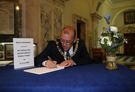 Tunisia attack: Book of condolence opens in Belfast