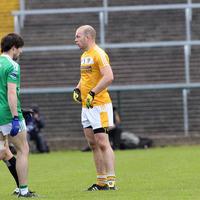 Antrim defender McVeigh in desperate search of redemption