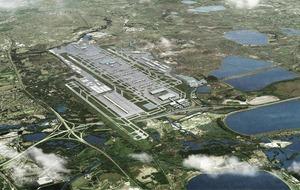 Third Heathrow runway gets green light