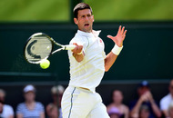 Novak sends rival over Finnish line as Wimbledon heats up