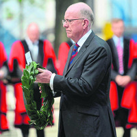 Dublin Somme event 'another step forward' says Flanagan