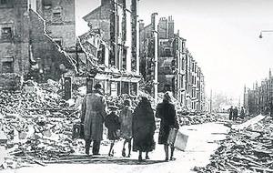 Hundreds to replicate journey of Belfast's war evacuees