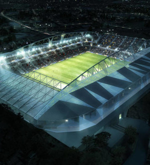 McCausland 'backed 40,000 Casement stadium'