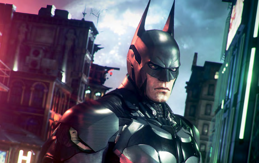 Games: Batmobiles are the wheels you need for travel