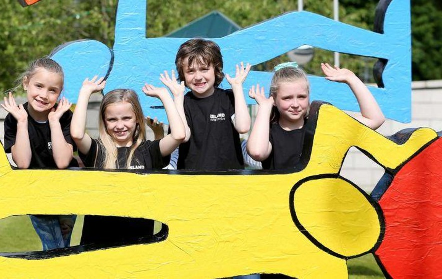 Trip the light fantastic in Lisburn this summer