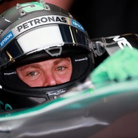 Rosberg tops timesheet ahead of Hamilton at Silverstone
