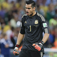 Sergio Romero wants Argentina to go one step further than 2014