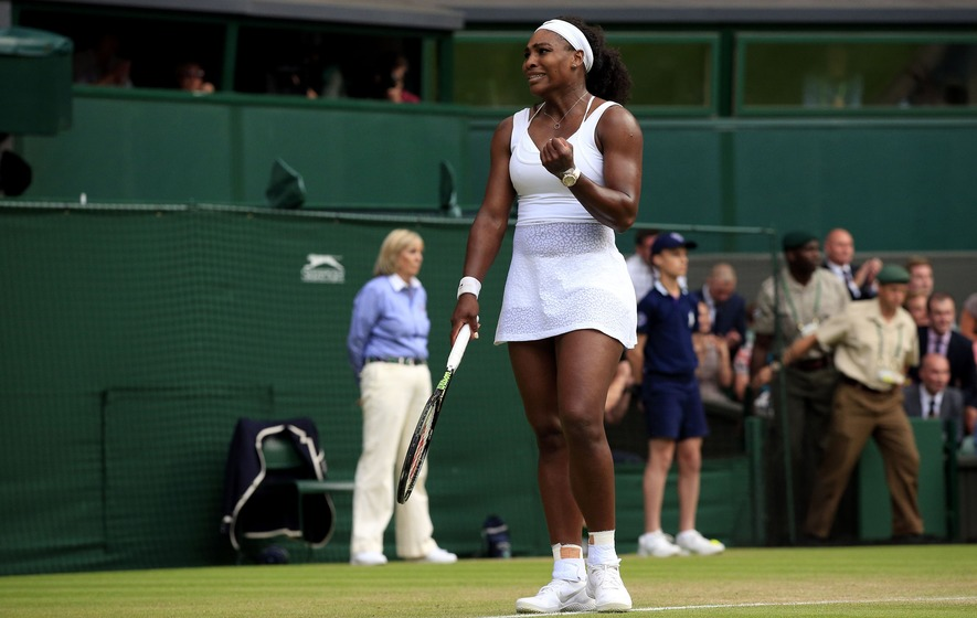Williams sisters set to do battle at early stage of Wimbledon
