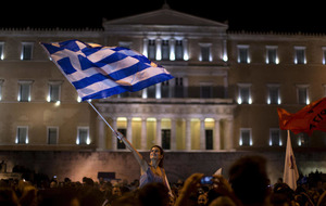 FTSE opens lower on Greek no vote