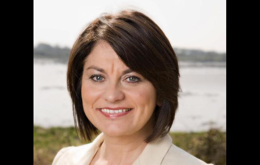 Irish senator's 'wiffy' code goes viral