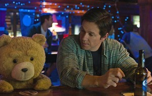Grin and bear it: Ted 2 padded out with fluff