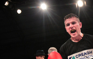 Johnson eliminator next for O'Kane