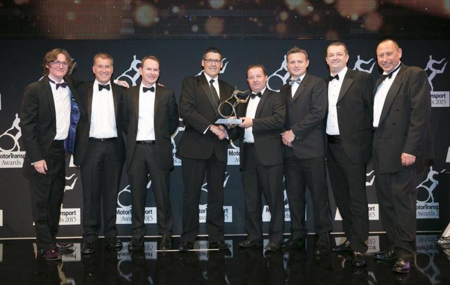 Toomebridge trailer maker wins major award