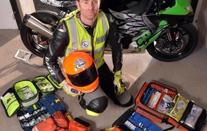 Woman injured at NW200 pays tribute to Armagh doctor