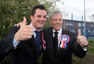 Peter Robinson's son worked for Nama deal law firm