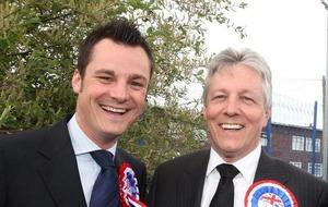Concerns raised before over Gareth Robinson PR firm