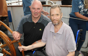 Michael gets a helping hand on cancer journey