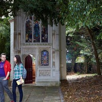 'Divine intervention brought me to St Mary's'