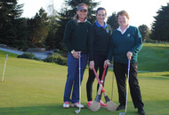 Camogie legend Jane Adams turns to golf in retirement