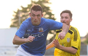 Bradley will be ready for Wexford despite Glenavon tie