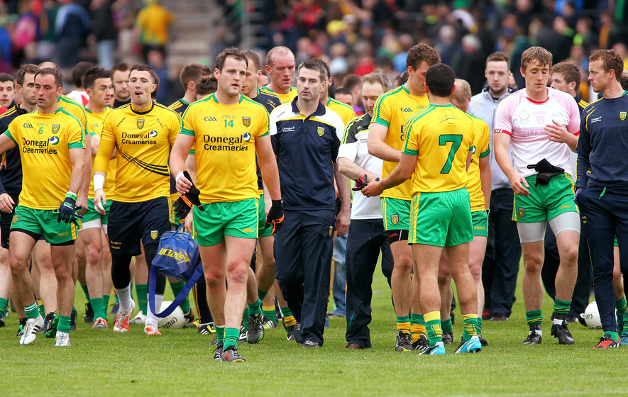 Donegal's blend of youth and experience the key to success
