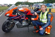 Family of motorcycle doctor gain strength from tributes