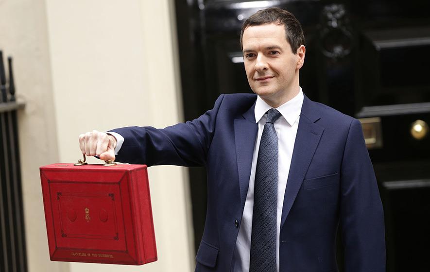 Live: George Osborne delivers Tory budget