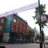 Irish News not consulted about Orangefest banner