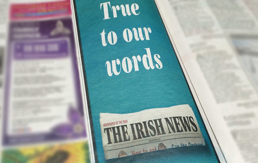 Ipso rejects complaint against The Irish News