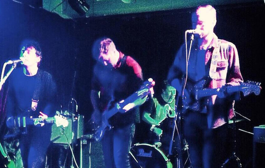 Noise Annoys: Dublin's Galants find Heaven