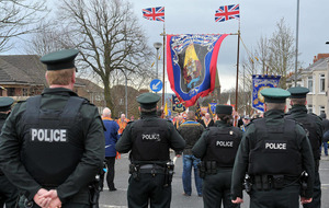 More than 3,000 officers for Twelfth parades