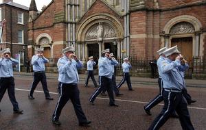Loyalist bands breach St Patrick's determination