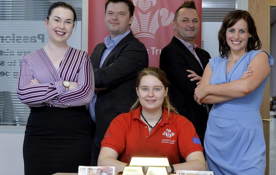 Business leaders ready to 'make millions' for Prince's Trust