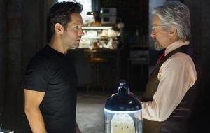 Daddy cool: Michael Douglas digs new Ant-Man role