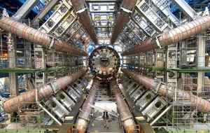 Cern's Large Hadron Collider has discovered a new type of particle