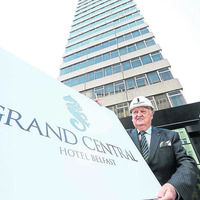 Belfast booked out - but border and rural hotels struggle