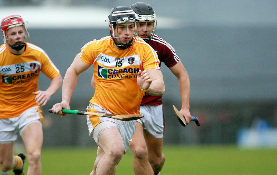 McCaughan and Johnston fire Antrim into Ulster decider