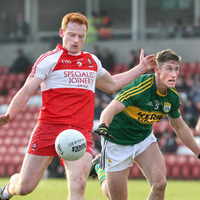 Young Derry trio head Stateside ahead of clash with Galway